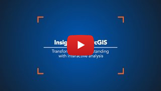 Insights of ArcGIS